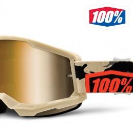 Masque 100% STRATA 2 Kombat iridium