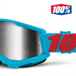 Masque 100% STRATA 2 Summit iridium