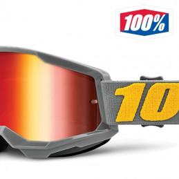 Masque 100% STRATA 2 Izipizi iridium