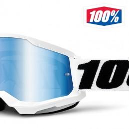Masque 100% STRATA 2 Everest iridium