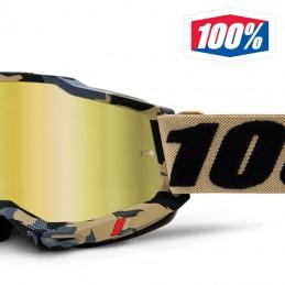 Masque 100% ACCURI 2 Tarmac iridium