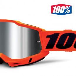 Masque 100% ACCURI 2 Orange iridium
