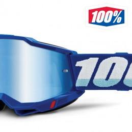 Masque 100% ACCURI 2 Blue iridium