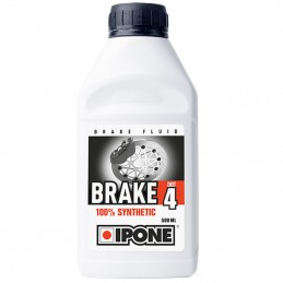 Liquide de frein IPONE BRAKE FLUID DOT 3&4