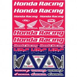 Planche de stickers FX HONDA HRC