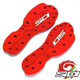Semelles super motard SIDI CROSSFIRE 2 SRS rouge