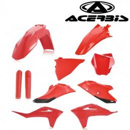 Kit plastique complet rouge ACERBIS 250 MC-F