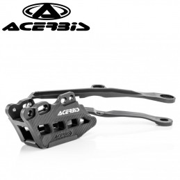 Patin + guide chaine ACERBIS 450 KXF noir