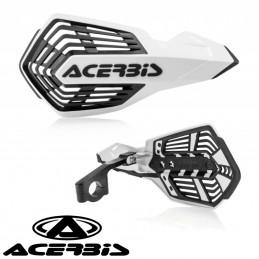 Protège mains ACERBIS X-FUTURE Blanc/Noir