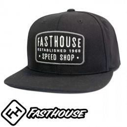 Casquette FASTHOUSE DUKE Black