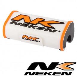 Mousse de guidon enduro 28,6mm NEKEN White-Orange