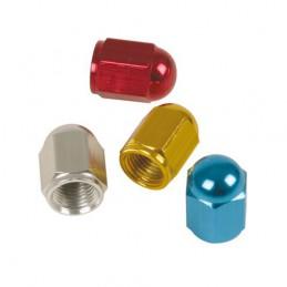Capuchon de valve en aluminium
