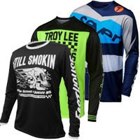 Maillots motocross