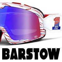 Masques motocross 100% BARSTOW