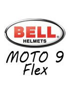 Casques BELL MOTO 9 CARBON FLEX