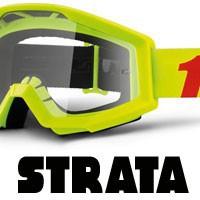 Masques motocross 100% STRATA
