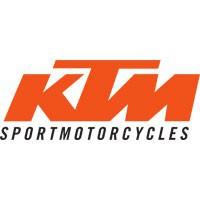 Plaque avant KTM
