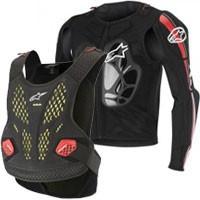 Gilets de protection motocross