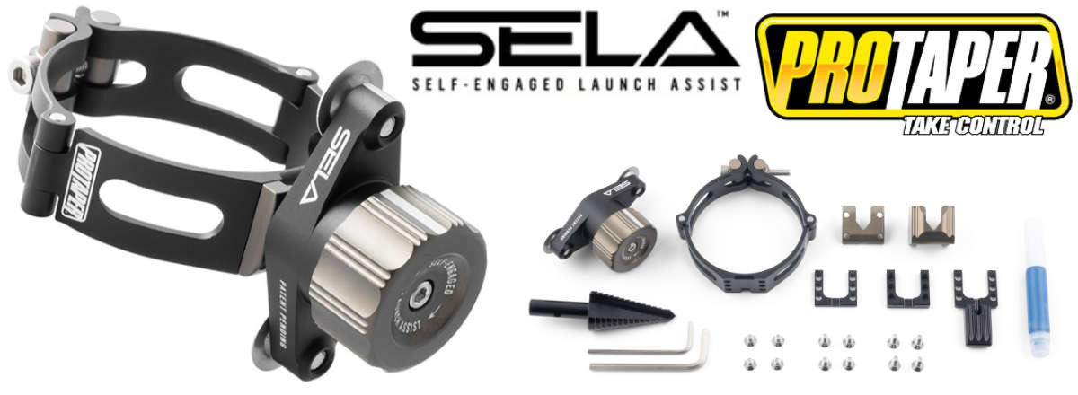 ProTaper SELA Self-Engaged Launch Assist