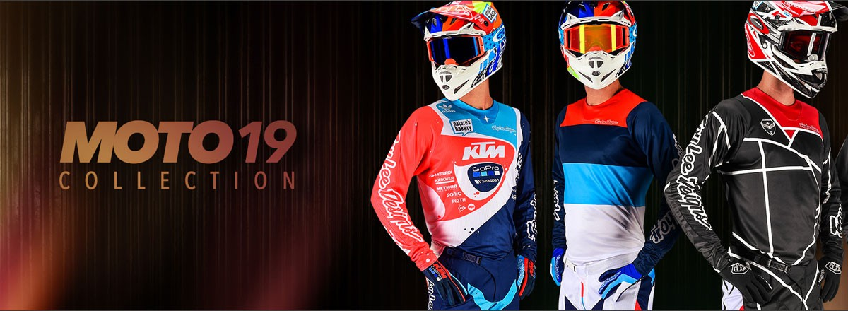 Troy Lee Designs SE4  2019